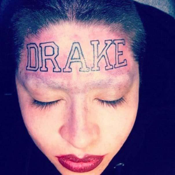 Τατουάζ που θα μετανιώνουν για μια ζωή... (1)