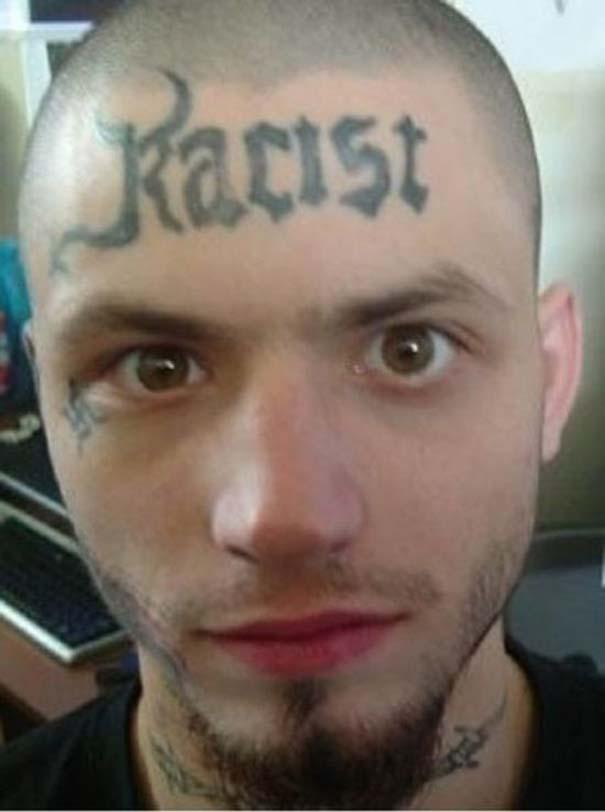 Τατουάζ που θα μετανιώνουν για μια ζωή... (2)
