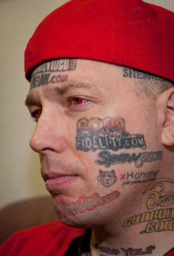 Τατουάζ που θα μετανιώνουν για μια ζωή... (3)