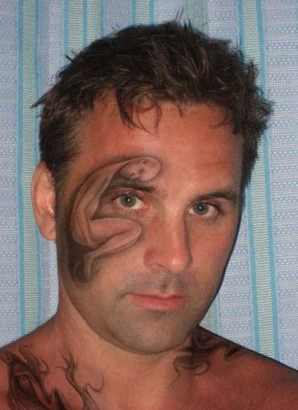 Τατουάζ που θα μετανιώνουν για μια ζωή... (6)