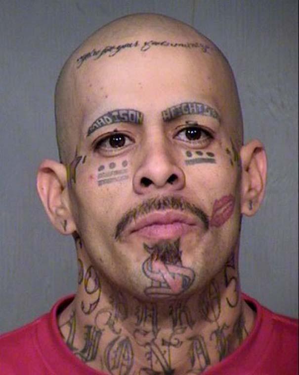 Τατουάζ που θα μετανιώνουν για μια ζωή... (7)