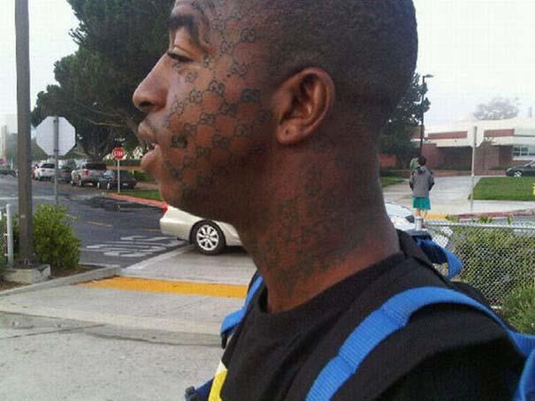 Τατουάζ που θα μετανιώνουν για μια ζωή... (11)