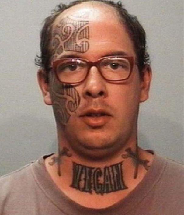 Τατουάζ που θα μετανιώνουν για μια ζωή... (14)