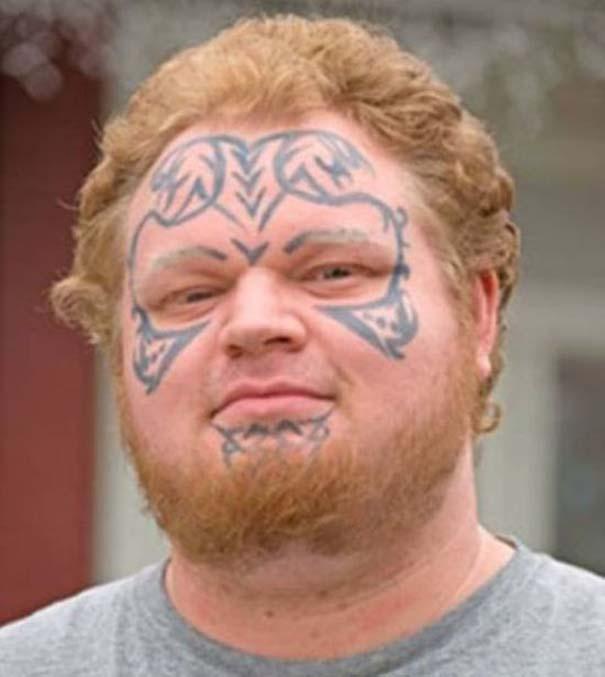 Τατουάζ που θα μετανιώνουν για μια ζωή... (18)