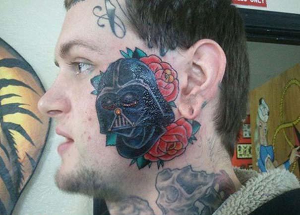 Τατουάζ που θα μετανιώνουν για μια ζωή... (20)