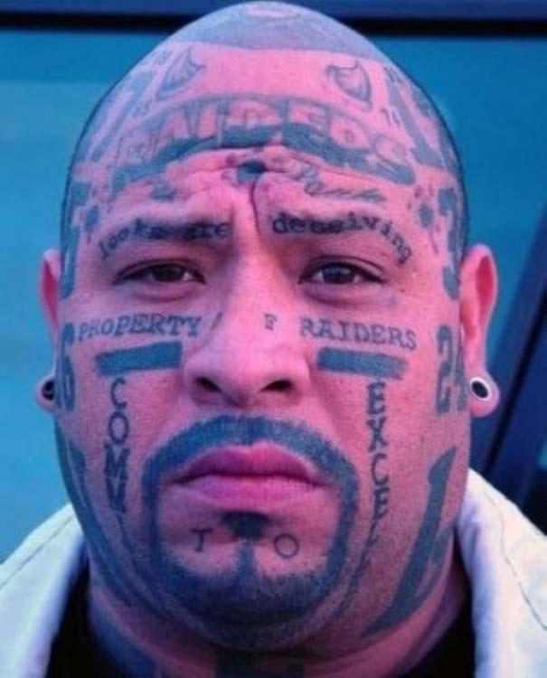 Τατουάζ που θα μετανιώνουν για μια ζωή... (23)