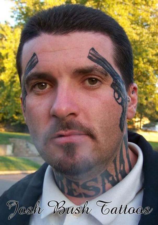 Τατουάζ που θα μετανιώνουν για μια ζωή... (25)