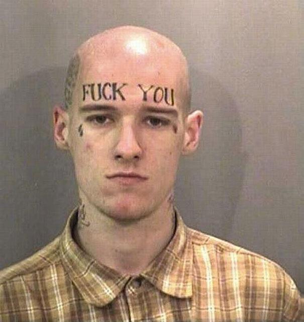 Τατουάζ που θα μετανιώνουν για μια ζωή... (27)