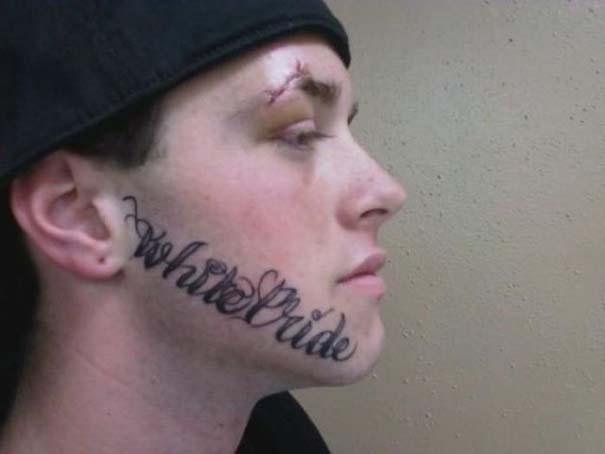 Τατουάζ που θα μετανιώνουν για μια ζωή... (30)