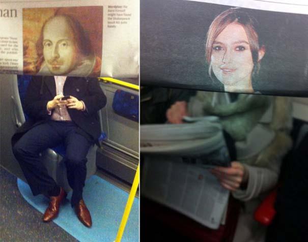 Δείτε τι σκαρφίστηκε επιβάτης που βαριόταν στα μέσα μεταφοράς (4)