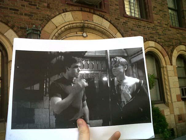 Σκηνές από διάσημες ταινίες συναντούν την τοποθεσία όπου γυρίστηκαν (3)
