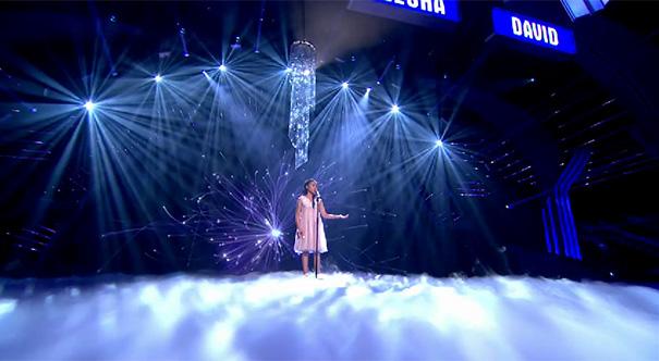 11χρονη «Whitney Houston»