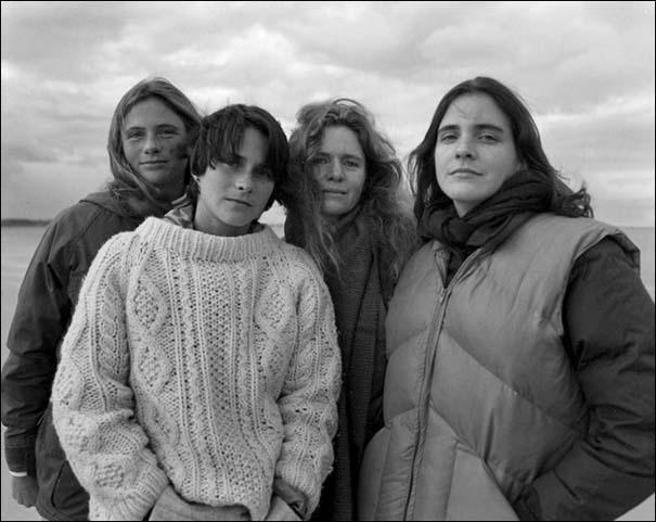4 αδερφές φωτογραφίζονται μαζί κάθε χρόνο από το 1975 (8)