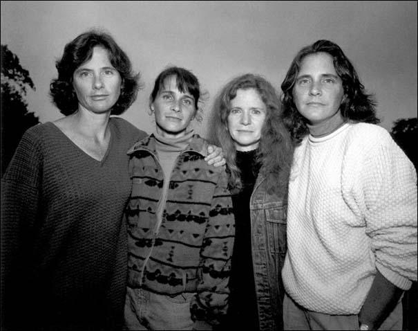 4 αδερφές φωτογραφίζονται μαζί κάθε χρόνο από το 1975 (19)