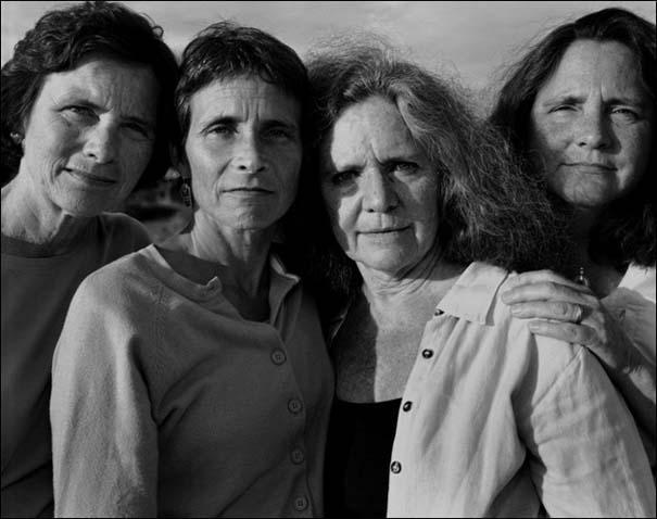 4 αδερφές φωτογραφίζονται μαζί κάθε χρόνο από το 1975 (33)