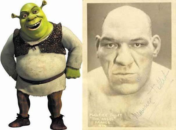 Άνθρωποι που μοιάζουν με διάσημους χαρακτήρες κινουμένων σχεδίων (6)