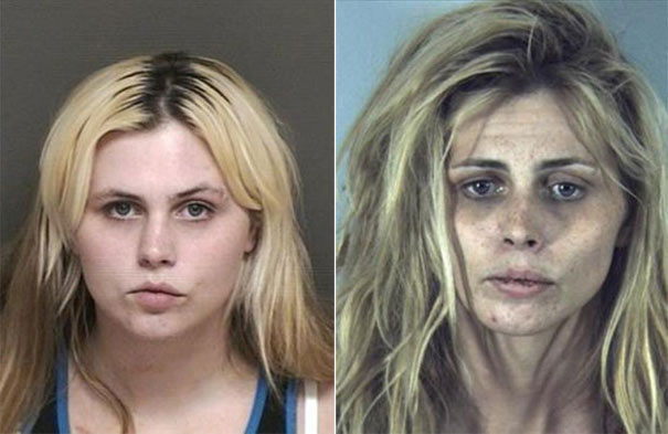 People before and after drug use (2)