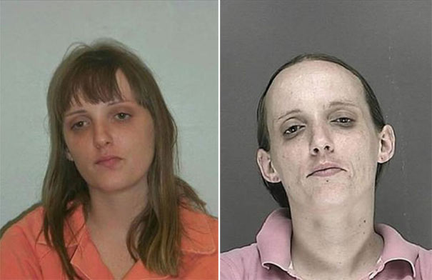 People before and after drug use (18)