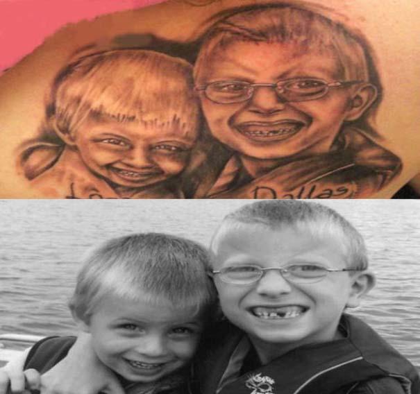 Πραγματικά τραγικά τατουάζ (2)