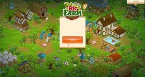 Big Farm: Διασκεδαστικό δωρεάν browser game για επίδοξους αγρότες