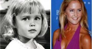 Διάσημοι σε νεαρή ηλικία και τώρα #23