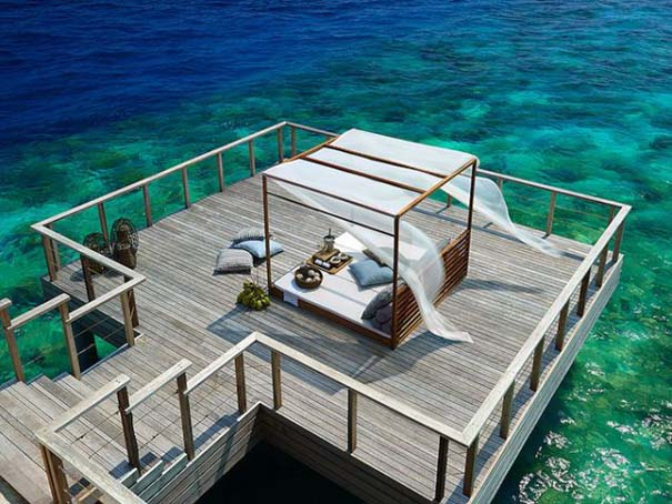 Ειδυλλιακό νησί στις Μαλδίβες (1)