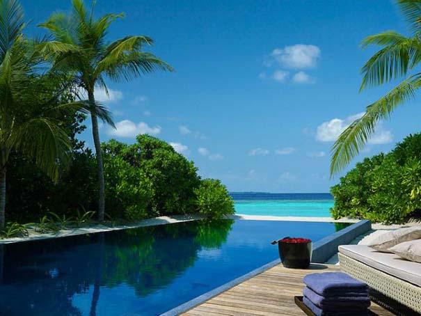 Ειδυλλιακό νησί στις Μαλδίβες (3)
