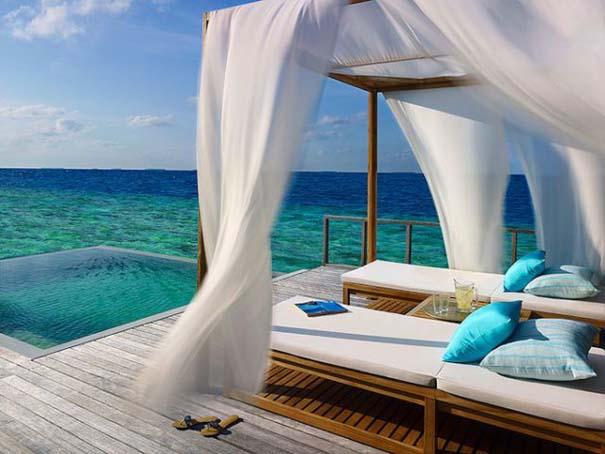 Ειδυλλιακό νησί στις Μαλδίβες (4)