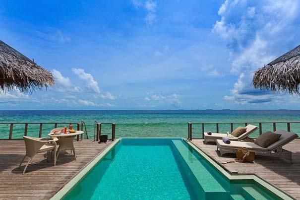 Ειδυλλιακό νησί στις Μαλδίβες (5)