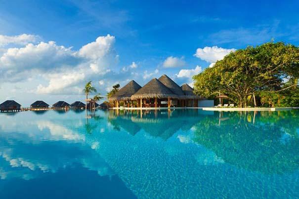 Ειδυλλιακό νησί στις Μαλδίβες (6)