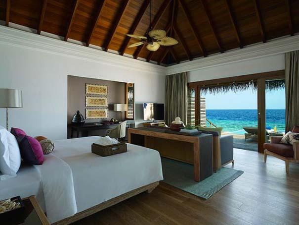 Ειδυλλιακό νησί στις Μαλδίβες (7)