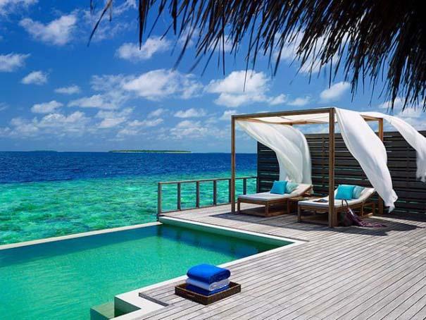 Ειδυλλιακό νησί στις Μαλδίβες (8)