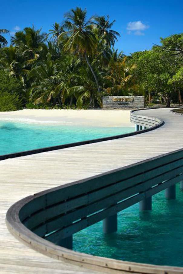 Ειδυλλιακό νησί στις Μαλδίβες (12)