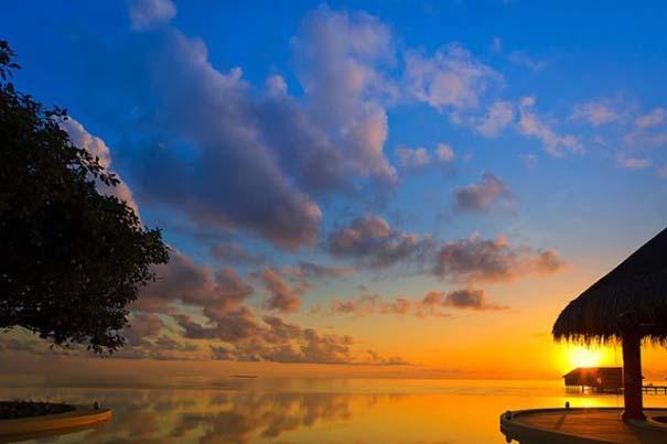 Ειδυλλιακό νησί στις Μαλδίβες (14)