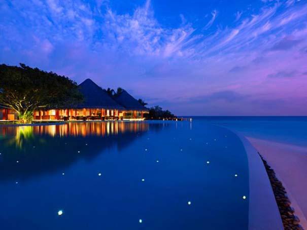 Ειδυλλιακό νησί στις Μαλδίβες (15)