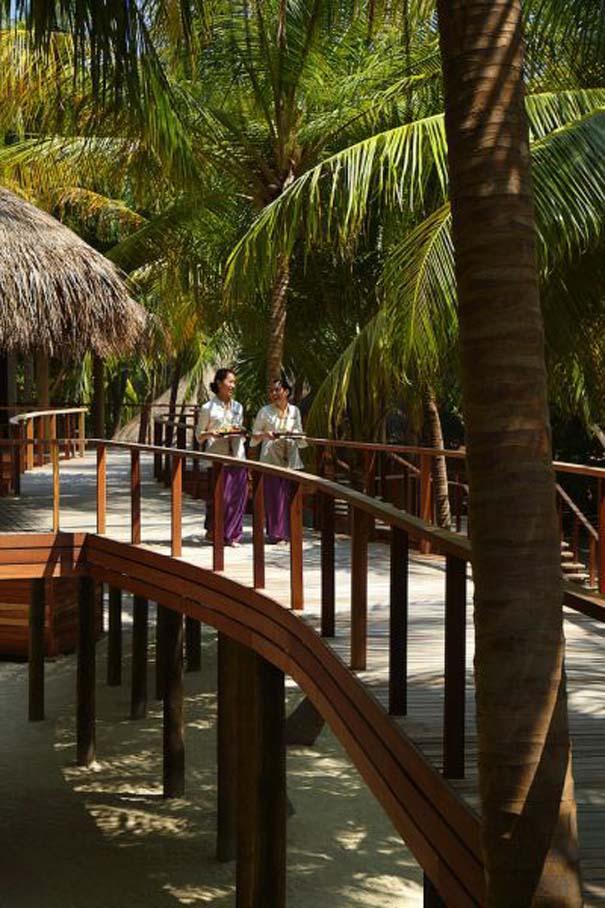 Ειδυλλιακό νησί στις Μαλδίβες (17)