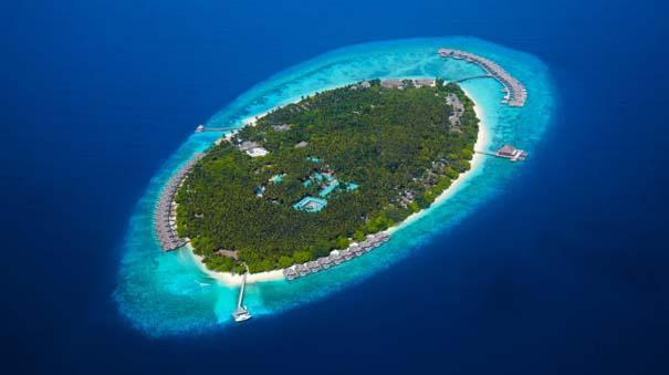 Ειδυλλιακό νησί στις Μαλδίβες (18)