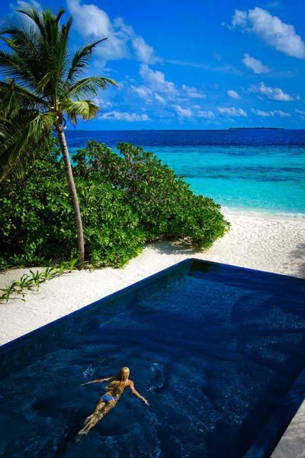 Ειδυλλιακό νησί στις Μαλδίβες (21)