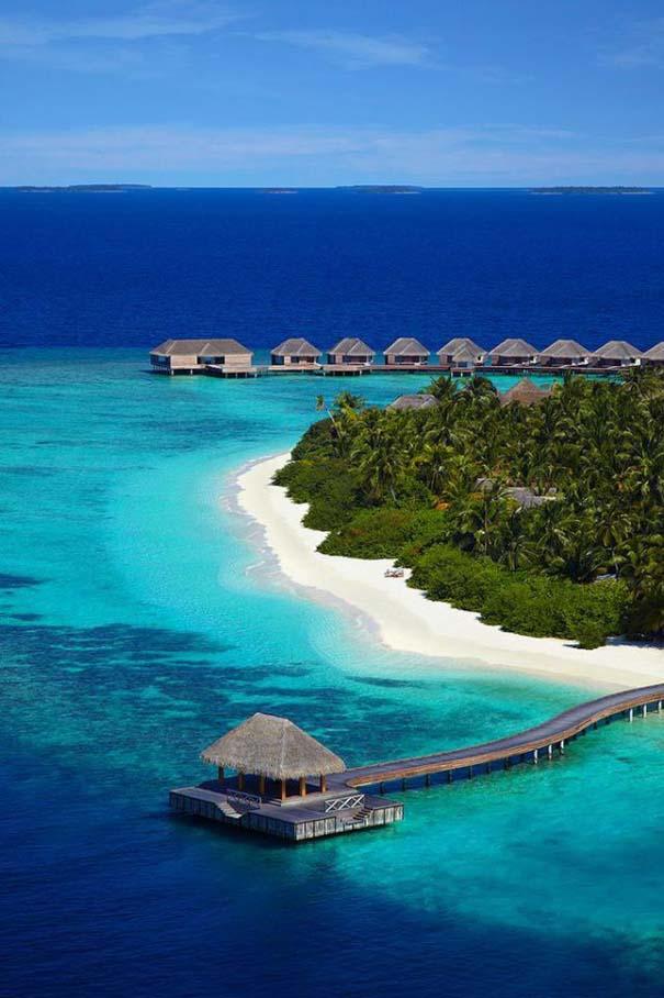 Ειδυλλιακό νησί στις Μαλδίβες (34)