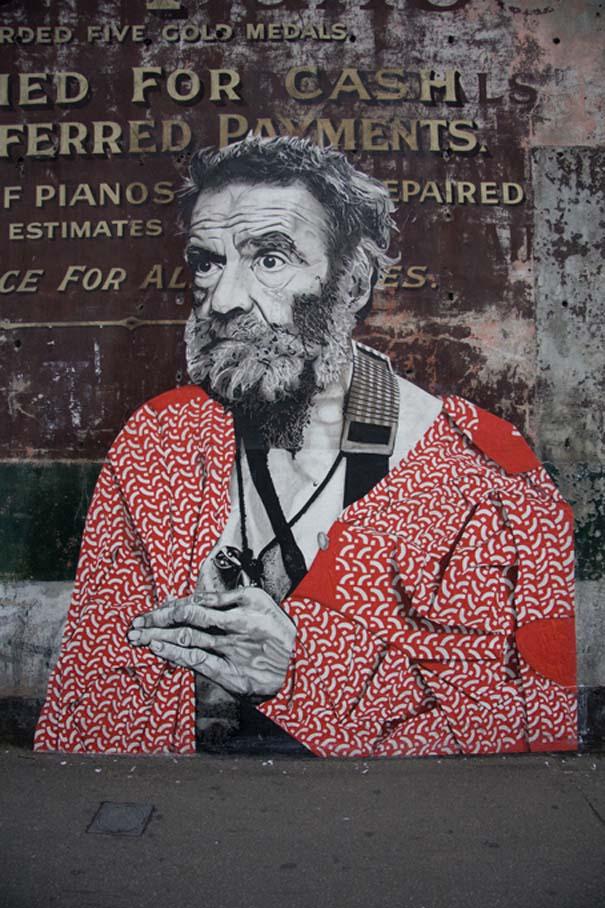 Εκπληκτικά δείγματα τέχνης του δρόμου απ' όλο τον κόσμο (2)
