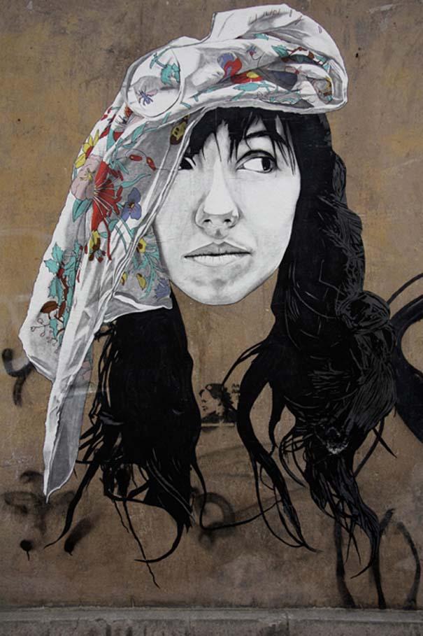 Εκπληκτικά δείγματα τέχνης του δρόμου απ' όλο τον κόσμο (4)