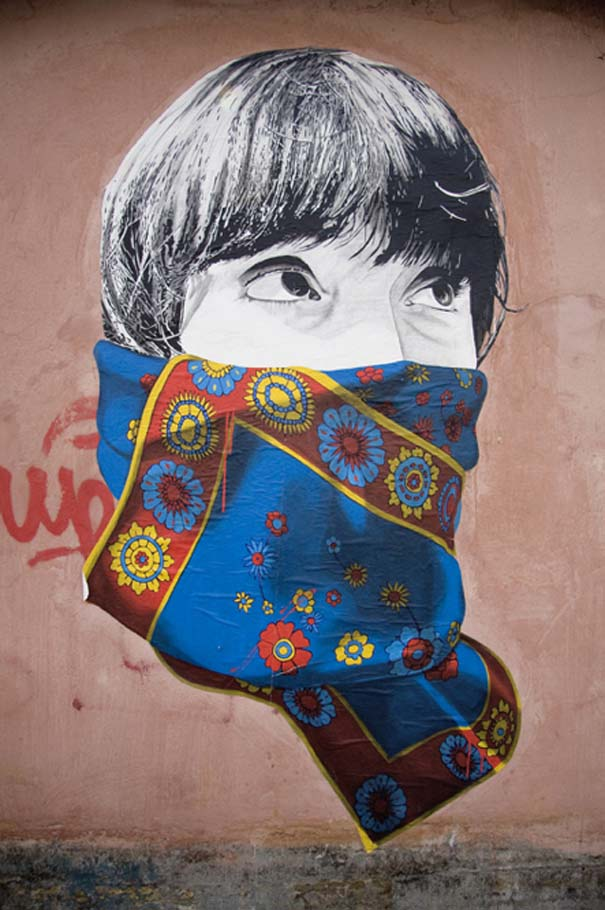 Εκπληκτικά δείγματα τέχνης του δρόμου απ' όλο τον κόσμο (6)