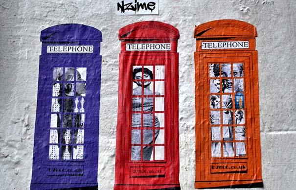 Εκπληκτικά δείγματα τέχνης του δρόμου απ' όλο τον κόσμο (7)