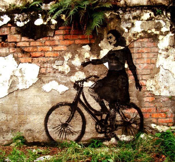 Εκπληκτικά δείγματα τέχνης του δρόμου απ' όλο τον κόσμο (8)