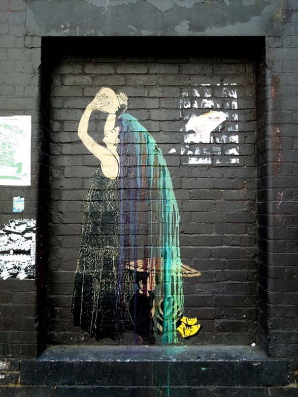 Εκπληκτικά δείγματα τέχνης του δρόμου απ' όλο τον κόσμο (10)
