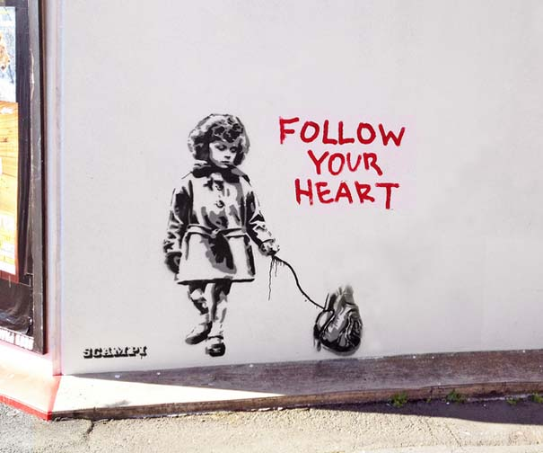 Εκπληκτικά δείγματα τέχνης του δρόμου απ' όλο τον κόσμο (11)