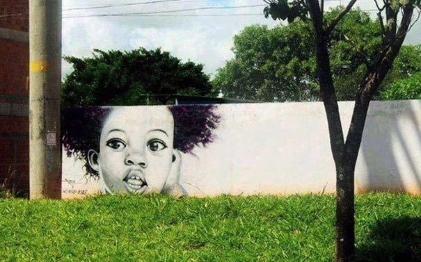 Εκπληκτικά δείγματα τέχνης του δρόμου απ' όλο τον κόσμο (12)