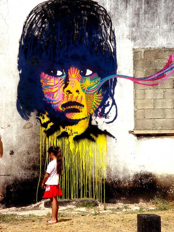 Εκπληκτικά δείγματα τέχνης του δρόμου απ' όλο τον κόσμο (16)
