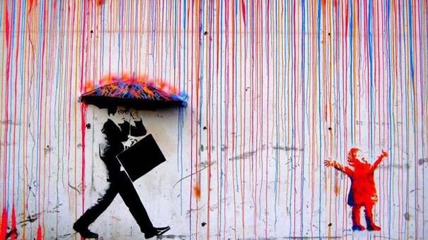 Εκπληκτικά δείγματα τέχνης του δρόμου απ' όλο τον κόσμο (18)