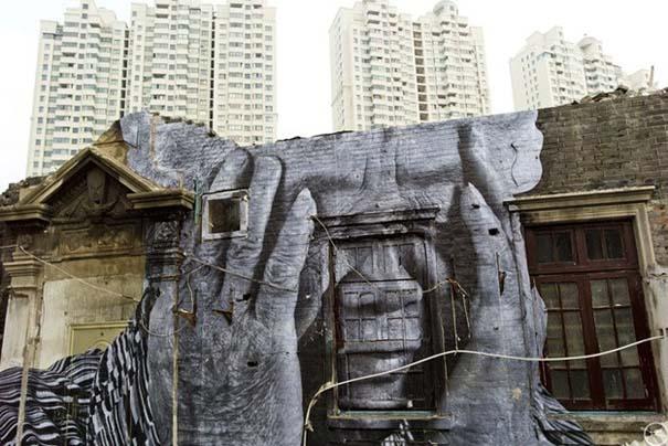Εκπληκτικά δείγματα τέχνης του δρόμου απ' όλο τον κόσμο (19)